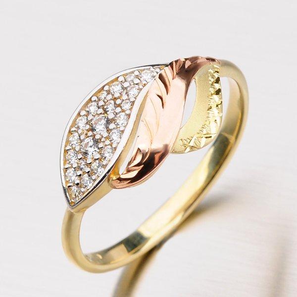 Zlatý prsten 51P-3108
