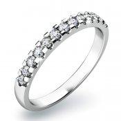 Dámský prsten s diamanty 10814D