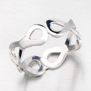 Prsten ze stříbra HK-624-OKS