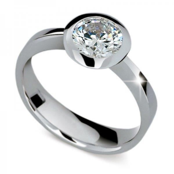 Zásnubní prsten s diamantem ZP1883