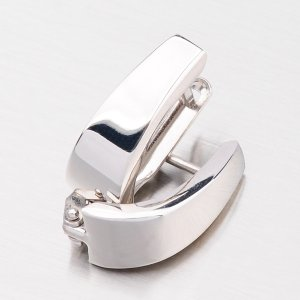 Stříbrné náušnice CSK-044-OKS
