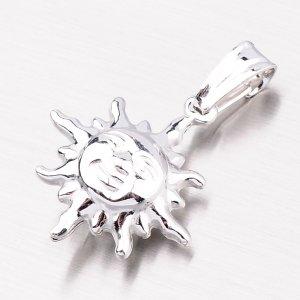 Stříbrný přívěsek ve tvaru slunce 2000438-1132-SLX