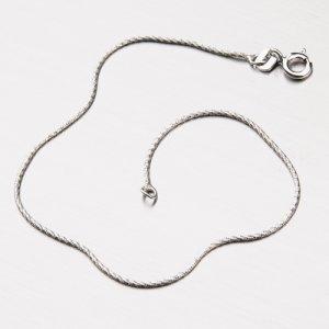 Stříbrný náramek - Lanko Snake CHRS-13-RDIS024-020