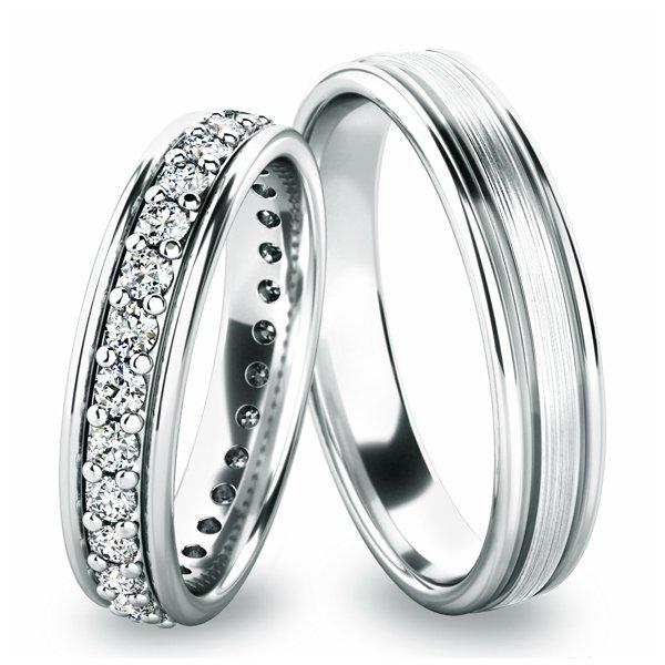 SP-61053 Snubní prsteny SP-61053B