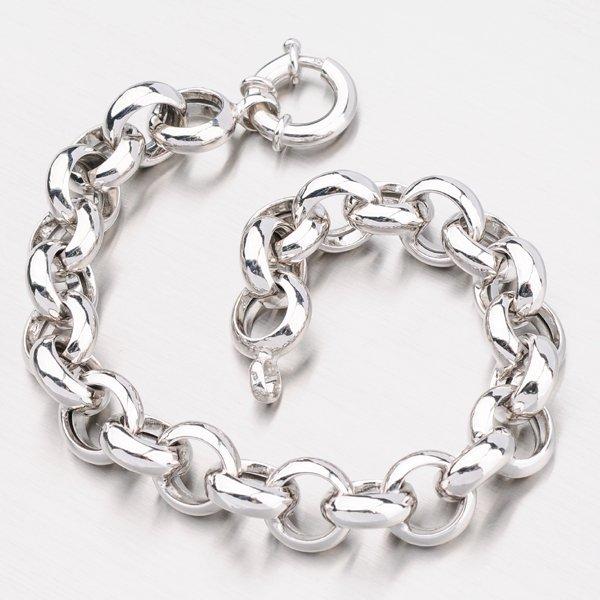 Masivní náramek ze stříbra B1400658-1262-SLX