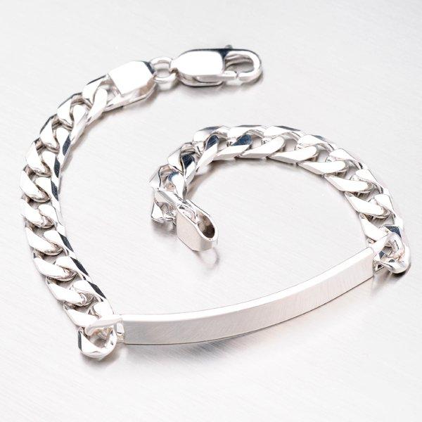 Stříbrný náramek Pancer B1401621-0011-SLX