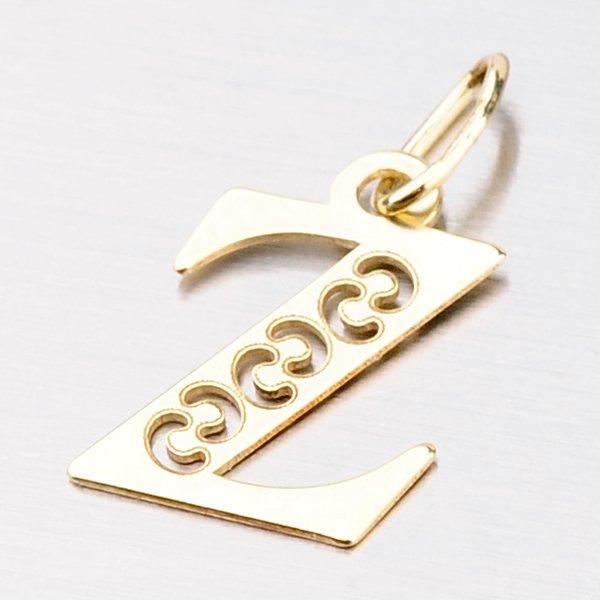 Zlaté písmenko Z 442-0001-Z