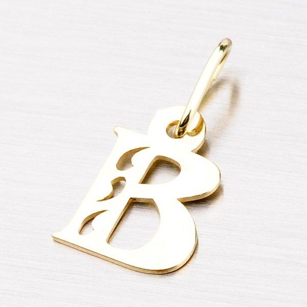 Zlaté písmenko B 442-0002-B