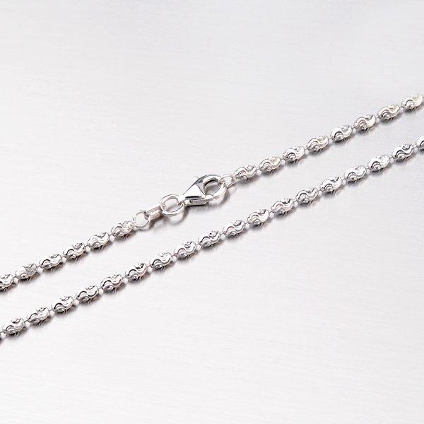 Krásný stříbrný řetízek CHRS-RICE-TYPHOON-002-RET