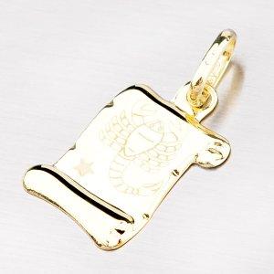 Štír - zlaté měsíční znamení 43-2081-10