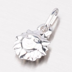 Přívěsek ze stříbra ve tvaru slunce 92003043-21-SLX