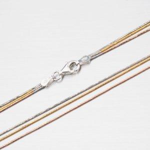 Dámský náhrdelník se stříbra 920044-XC-SLX
