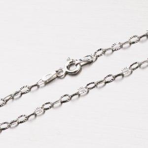 Stříbrný řetízek Anker CHRS-DROP-OVALSTAR-025R-RH