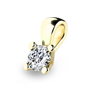 Diamantový přívěsek 10833-ZL