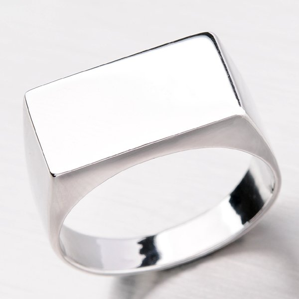 Stříbrný prstýnek R1602860-0080-SLX