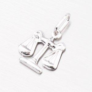 Stříbrný přívěsek - Váha M5014-09