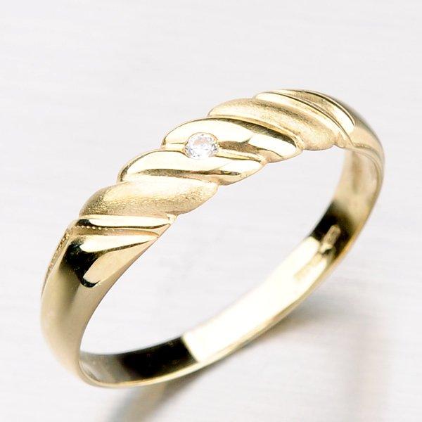 Dámský prsten se zirkonem DZ1207-ZL