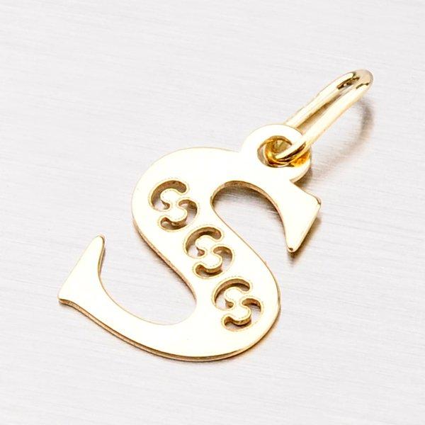 Zlaté písmenko S 442-0001-S