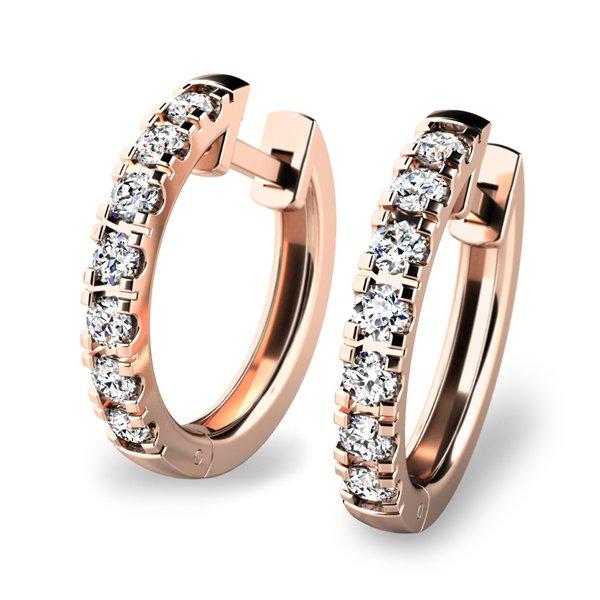 Diamantové kruhy 10838-CV
