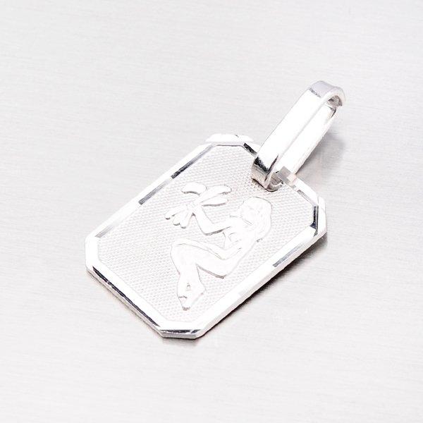 Přívěsek ze stříbra - Panna M5041-08