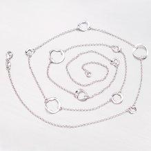 Stříbrný náhrdelník N1500472-0331-SLX
