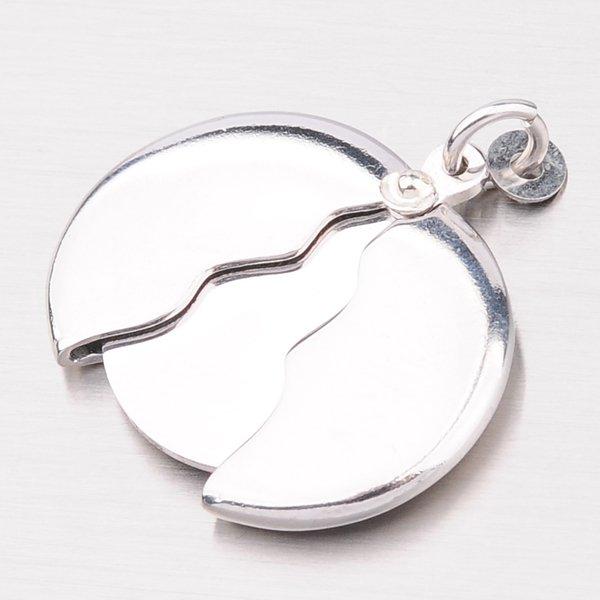 Zajímavý stříbrný přívěsek P1602986-0940-SLX