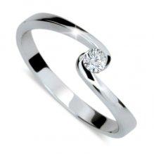 Dámský prsten se zirkonem DZ1934-B