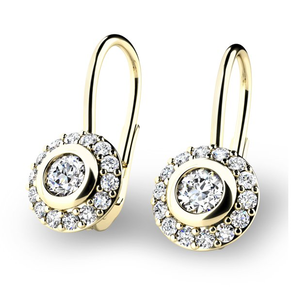 Diamantové kruhy 10821-ZL