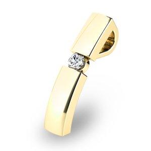 Diamantový přívěsek 10835-ZL