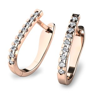 Diamantové kruhy 10862-CV