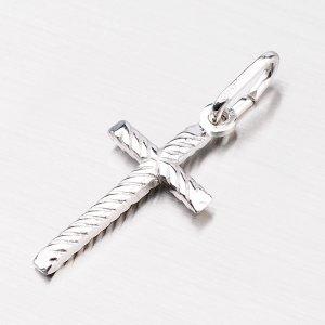 Stříbrný křížek M5333-02