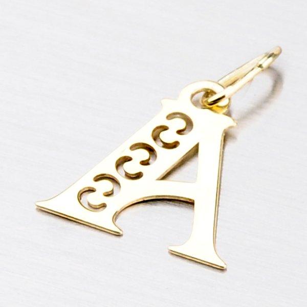 Zlaté písmenko A 442-0001-A