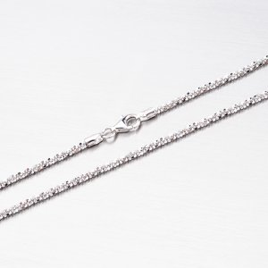 Nádherný stříbrný řetízek CHRS-ROCK-D/C-040-RET