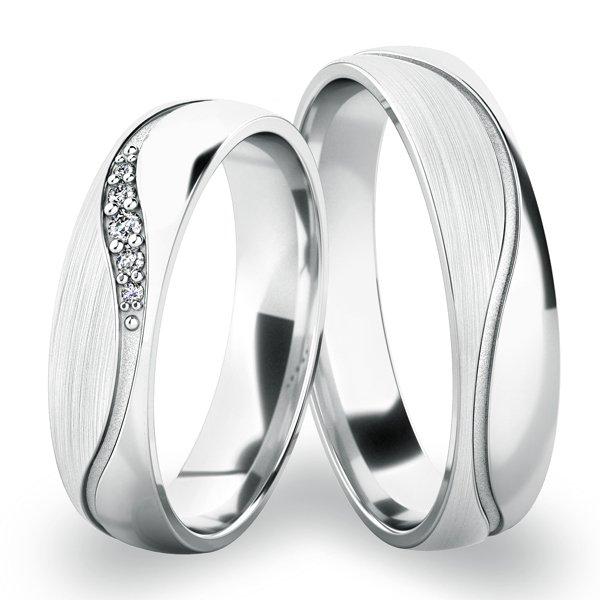 Snubní prsteny zlaté SP-61099B