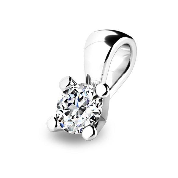 Diamantový přívěsek 10833-B