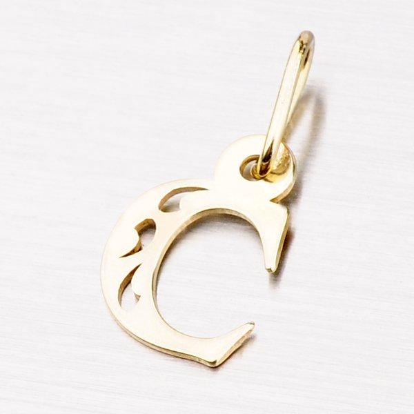 Zlaté písmenko C 442-0002-C