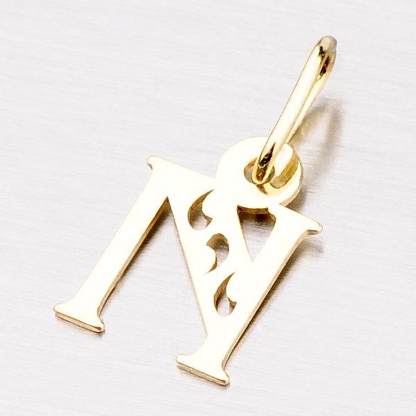 Zlaté písmenko N 442-0002-N
