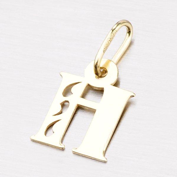 Zlaté písmenko H 442-0002-H