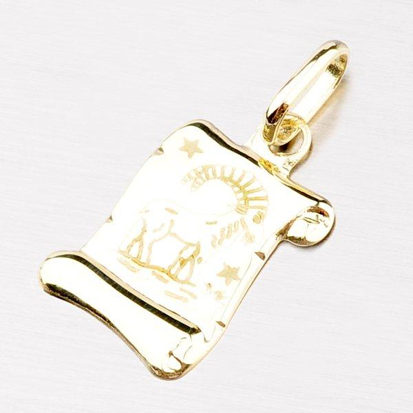Kozoroh - zlaté měsíční znamení 43-2081-12