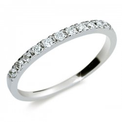 Dámský prsten se zirkony DZ1670-B