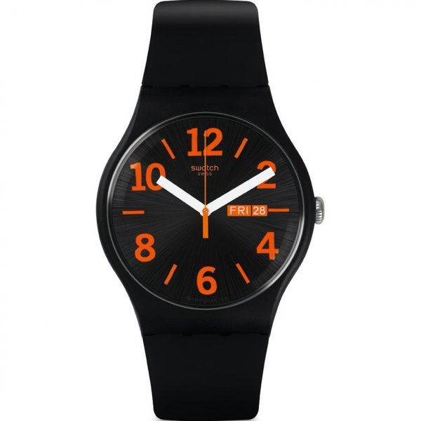 Hodinky Swatch Orangio SUOB723