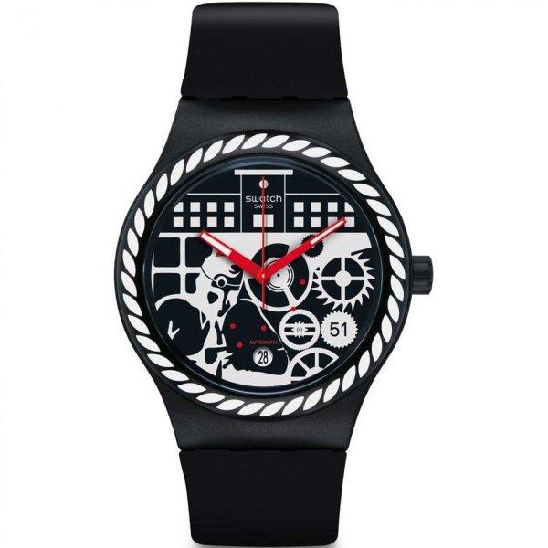 Hodinky Swatch Sistem Schwiiz SUTB404
