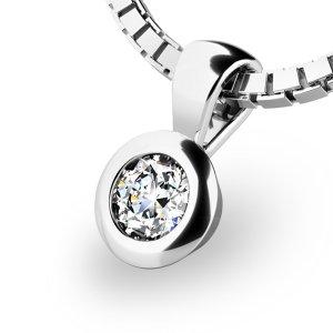 Diamantový přívěsek 10908-B