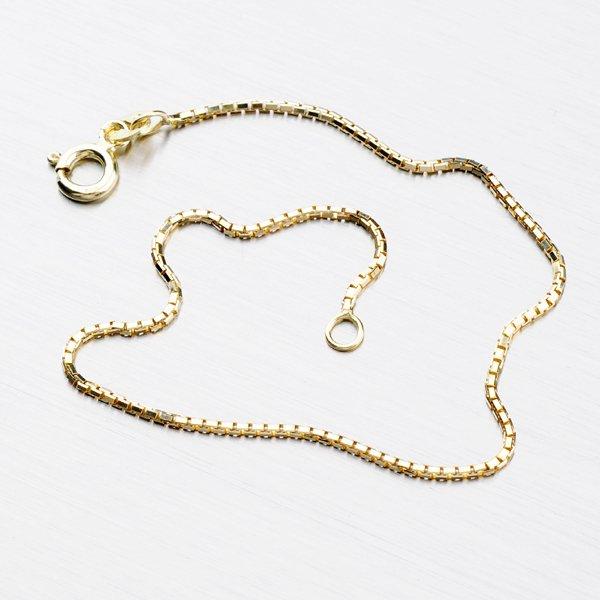 Zlatý Benátský náramek 44-1028