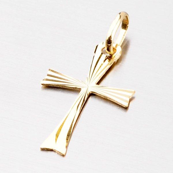 Křížek ze zlata 13-018