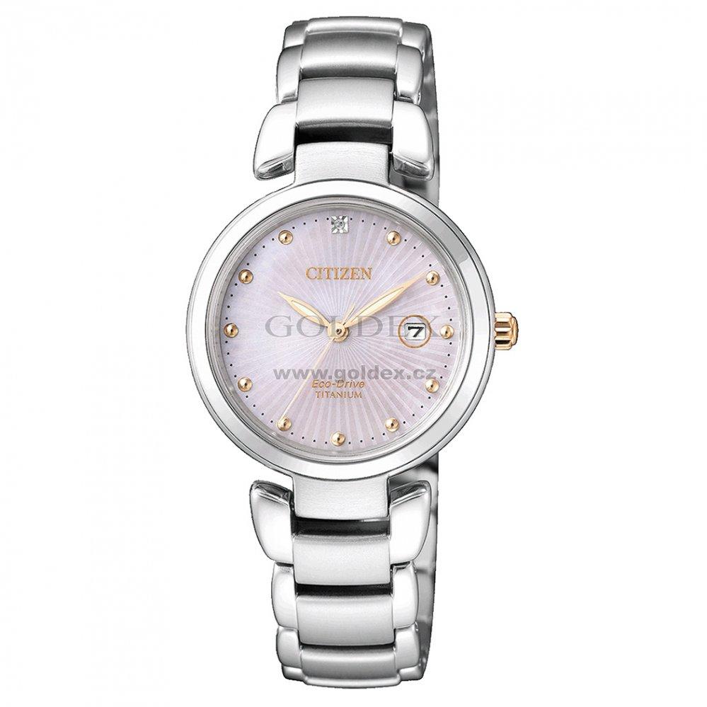 Dámské hodinky Citizen EW2506-81Y   Goldex.cz c7687123877