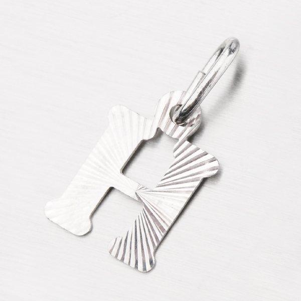 Stříbrné písmenko - H M5114-FC-H
