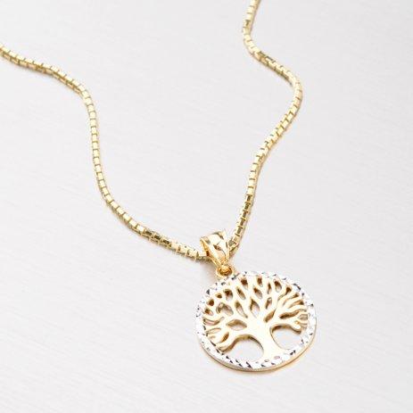 Zlatý přívěsek - strom života 13-159   Goldex.cz 3411caa22b7