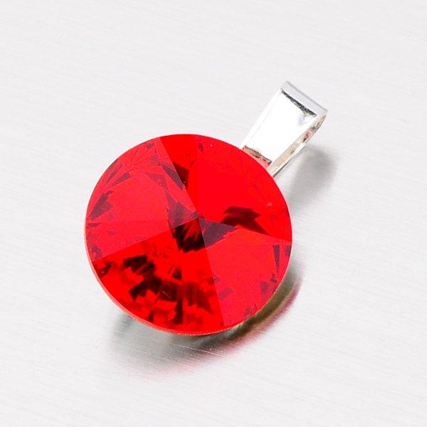 Přívěsek s krystalem 12 mm D113ORT-JK