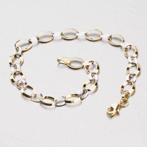 Zlatý náramek 14-005